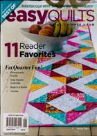 Love Of Quilting Magazine Issue EASY SPR