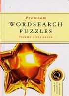 Premium Wordsearch Puzzles Magazine Issue NO 67