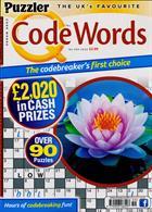 Puzzler Q Code Words Magazine Issue NO 459