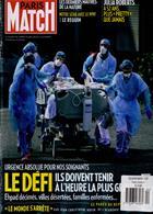Paris Match Magazine Issue NO 3700