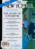New Yorker Magazine Issue 06/04/2020
