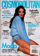 Cosmopolitan Italian Magazine Issue NO 4