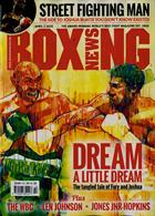 Boxing News Magazine Issue 02/04/2020