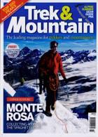 Trek And Mountain Magazine Issue JUL-AUG