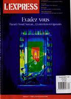 L Express Magazine Issue NO 3587