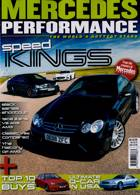 Mercedes Performance Magazine Issue ONE SHOT