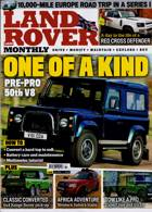 Land Rover Monthly Magazine Issue JUL 20