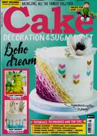 Cake Decoration Sugarcraft Magazine Issue JUN 20