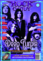 Rock Candy Magazine Issue NO 21