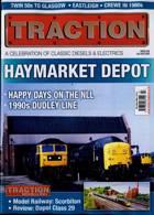 Traction Magazine Issue JUL-AUG