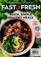 Bhg Specials Magazine Issue FAST&FRESH