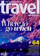 Sunday Times Travel Magazine Issue AUG 20