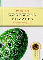 Premium Codeword Puzzles Magazine Issue NO 66