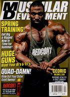 Muscular Development Usa Magazine Issue APR 20