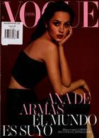 Vogue Spanish Magazine Issue NO 385