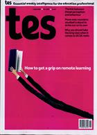Times Educational Supplement Magazine Issue 03/04/2020