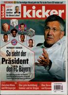 Kicker Montag Magazine Issue NO 19