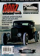 Ol Skool Rodz Magazine Issue JUL 20