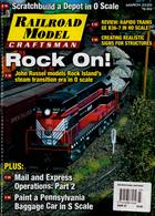 Railroad Model Craftsman Magazine Issue 03