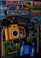 Octonauts Magazine Issue NO 108