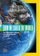 National Geographic Magazine Issue APR 20