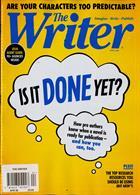 The Writer Magazine Issue APR 20