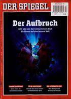 Der Spiegel Magazine Issue NO 17