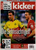 Kicker Montag Magazine Issue NO 18