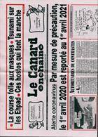 Le Canard Enchaine Magazine Issue 86