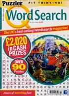 Puzzler Q Wordsearch Magazine Issue NO 542