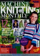 Machine Knitting  Magazine Issue JUN 20