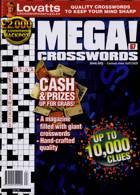 Lovatts Mega Crosswords Magazine Issue NO 67