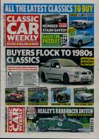 Classic Car Weekly Magazine Issue 13/05/2020