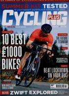 Cycling Plus Magazine Issue JUL 20