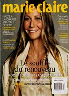Marie Claire French Magazine Issue NO 813