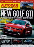Autocar Magazine Issue 13/05/2020