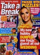 Take A Break Magazine Issue NO 21