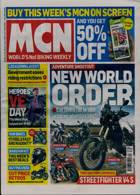 Motorcycle News Magazine Issue 13/05/2020