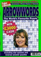 Take A Break Arrowwords Magazine Issue NO 6