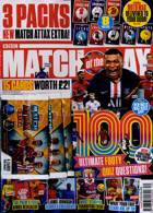 Match Of The Day  Magazine Issue NO 602