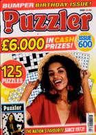 Puzzler Magazine Issue NO 600