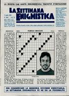 La Settimana Enigmistica Magazine Issue NO 4594