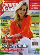 Femme Actuelle Magazine Issue NO 1855