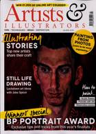 Artists & Illustrators Magazine Issue JUL 20