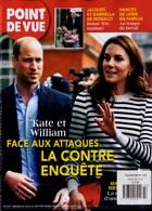 Point De Vue Magazine Issue NO 3747