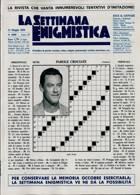 La Settimana Enigmistica Magazine Issue NO 4600