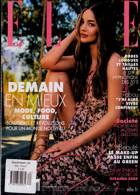 Elle French Weekly Magazine Issue NO 3882