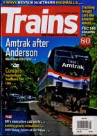 Trains Magazine Issue JUL 20