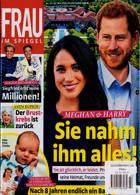 Frau Im Spiegel Weekly Magazine Issue NO 22