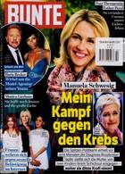 Bunte Illustrierte Magazine Issue NO 22